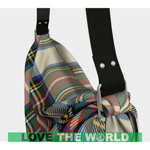 Stewart Dress Ancient Tartan Origami Tote H5 Bags