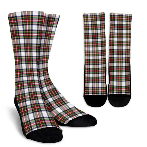 Stewart Dress Modern Tartan Socks, scotland socks, scottish socks, Xmas, Christmas, Gift Christmas, noel, christmas gift, tartan socks, clan socks, crew socks, warm socks