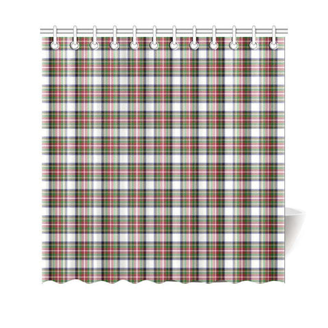 Tartan Shower Curtain - Stewart Dress Modern | Bathroom Products | Over 500 Tartans