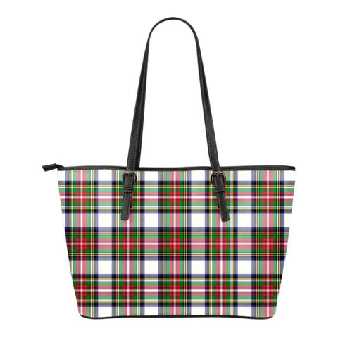 Stewart Dress Modern  Tartan Handbag - Tartan Small Leather Tote Bag Nn5 |Bags| Love The World