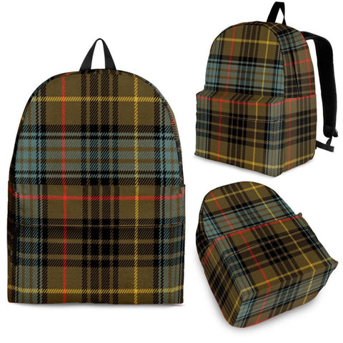 Stewart Hunting Weathered Tartan Backpack Backpacks