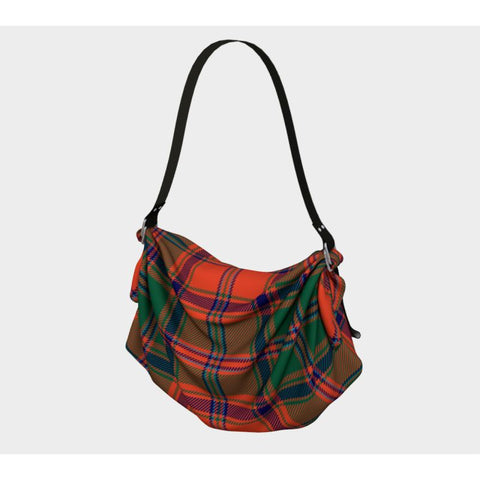Stewart Of Appin Ancient Tartan Origami Tote H5 Bags