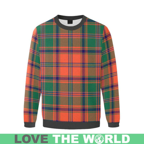 Stewart Of Appin Ancient Tartan Sweatshirt Nn5 |Clothing| 1sttheworld