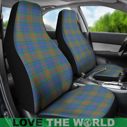 Stewart Of Appin Hunting Ancient Tartan Car Seat Cover Nl25