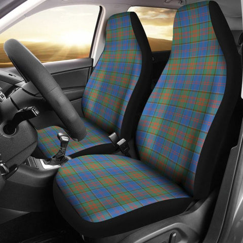 Stewart Of Appin Hunting Ancient Tartan Car Seat Cover