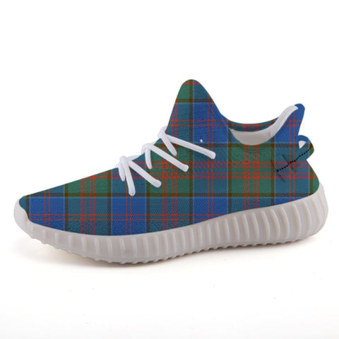 Stewart Of Appin Hunting Ancient Tartan Lightweight Fashion Sneakers Hj4 35