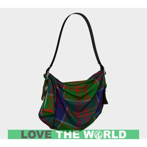 Stewart Of Appin Hunting Modern Tartan Origami Tote H5 Bags