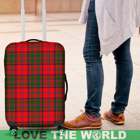 Stewart Of Appin Modern Tartan Luggage Cover Hj4 | Love The World