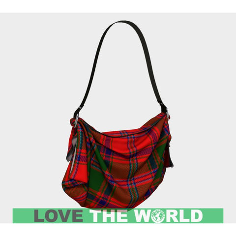 Stewart Of Appin Modern Tartan Origami Tote H5 Bags
