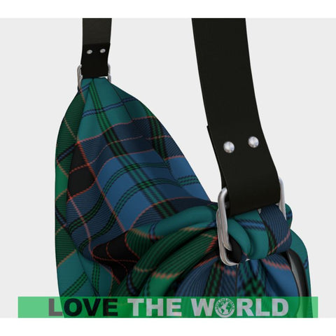 Stewart Old Ancient Tartan Origami Tote H5 Bags