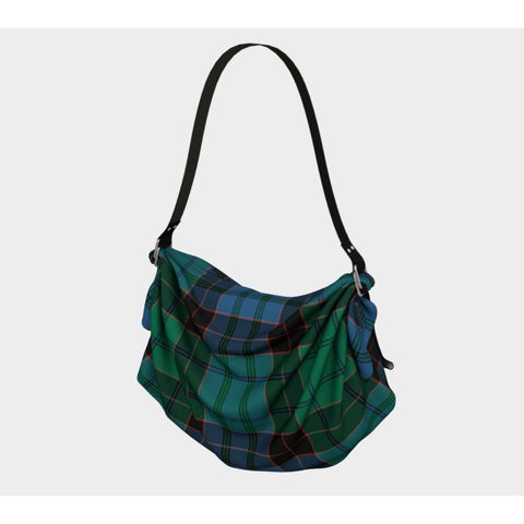 Image of Stewart Old Ancient Tartan Origami Tote H5 Bags