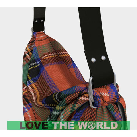 Image of Stewart Royal Ancient Tartan Origami Tote H5 Bags