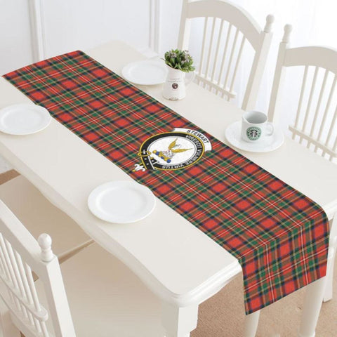 Stewart Royal Modern Tartan Table Runner - Bn Runners