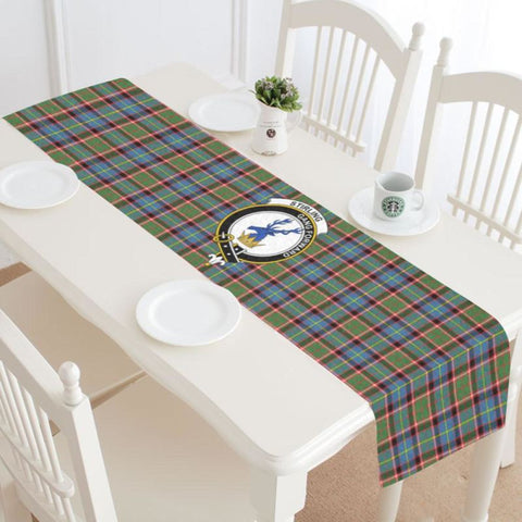 Image of Stirling Tartan Table Runner - Bn Runners