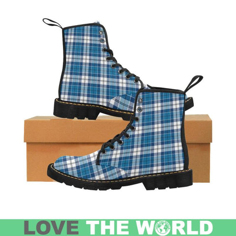 Strathclyde District Tartan Martin Boots | Scotland Boots | Over 500 Tartans