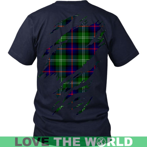 Sutherland Modern In Me T-Shirt W8 District Long Sleeve Shirt / Navy S T-Shirts