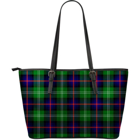 Sutherland Modern Tartan Handbag - Large Leather Tartan Bag Th8 |Bags| Love The World