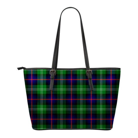 Sutherland Modern  Tartan Handbag - Tartan Small Leather Tote Bag Nn5 |Bags| Love The World