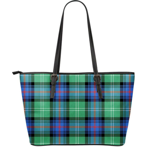 Sutherland Old Ancient Tartan Handbag - Large Leather Tartan Bag Th8 |Bags| Love The World