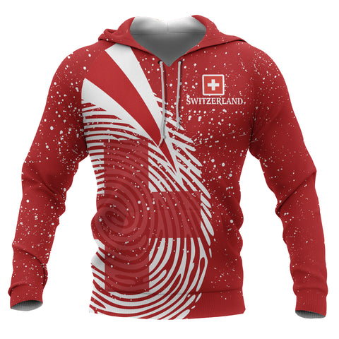 Switzerland Is Always In My DNA - Hoodie | Special Custom Design | HOT Sale
