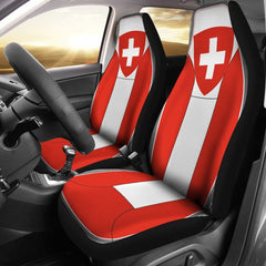 Switzerland Car Seat Covers K1
