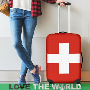 SWITZERLAND FLAG LUGGAGE COVER A4