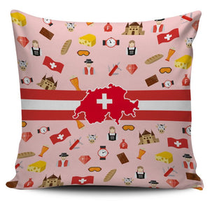 Switzerland Pillow N3 Pillows