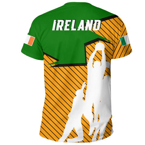 Image of Ireland T-Shirt Gaelic Football A7
