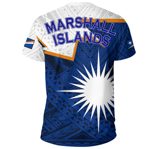 Marshall Islands T-Shirt - HOME A7