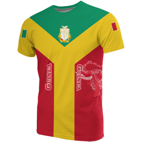Image of Guinea T-shirt Rising A10