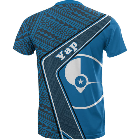 Image of Yap T-Shirt - Polynesian Coat Of Arms| Love The World
