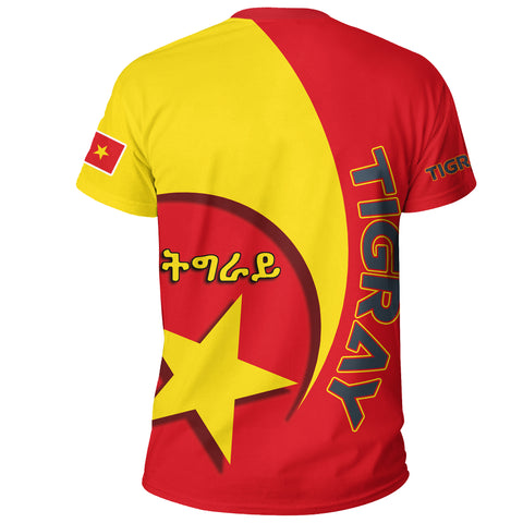 Image of 1stTheWorld Tigray T-Shirt New Release A25