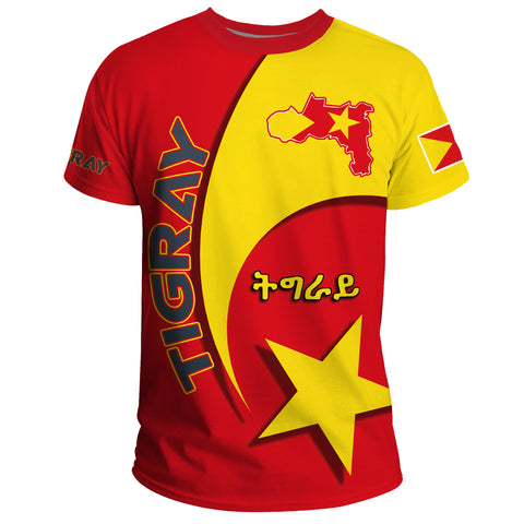 1stTheWorld Tigray T-Shirt New Release A25