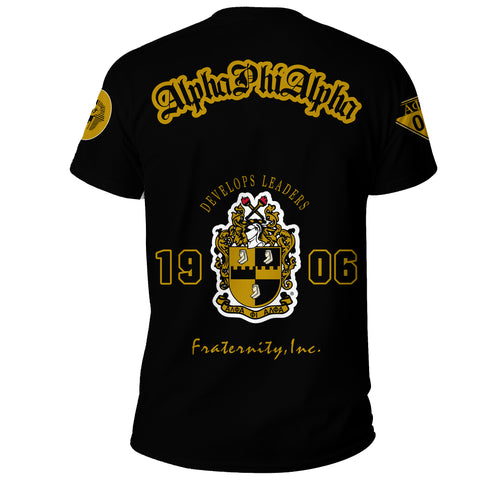 Alpha Phi Alphla Establish 1906 T-Shirt A27