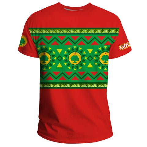1stTheWorld Oromo T-Shirt New Release A25
