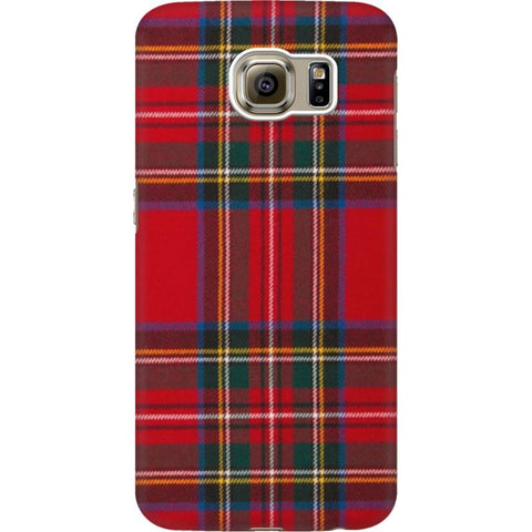 Tartan Phone Case Galaxy S6 Cases