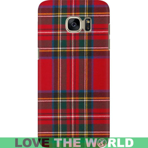 Image of Tartan Phone Case Galaxy S6 Cases
