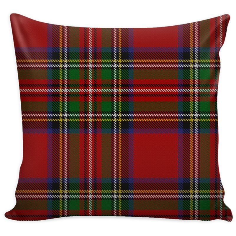 Tartan Pillow Cover Pillows