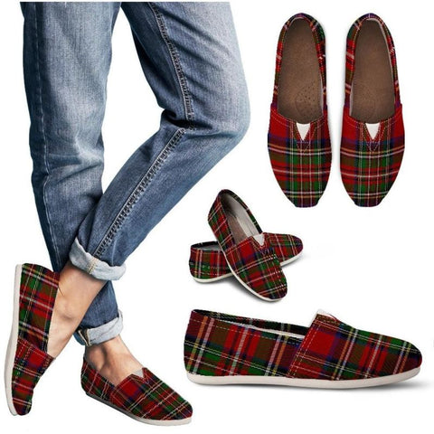 Tartan Womens Casual Shoes Toms