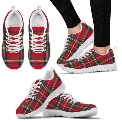 Image of Tartan Womens Sneakers