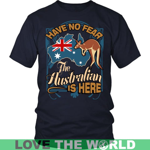 Image of The Australian Is Here 22 Gildan Womens T-Shirt / Black S T-Shirts