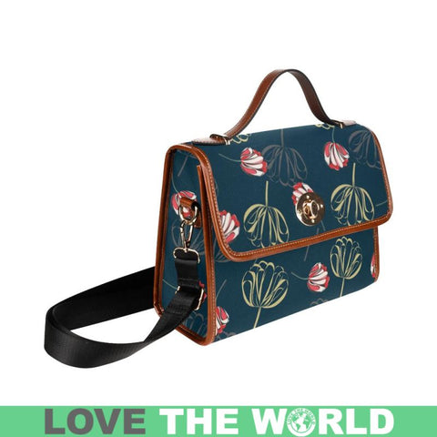 The Netherlands Tulips Waterproof Canvas Bag H4 Bags