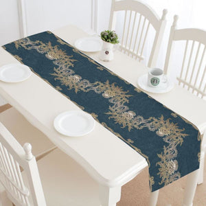 Thistle 01 Table Runner H4 Runners