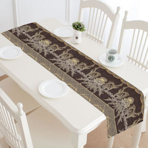 Thistle 02 Table Runner H4 Runners