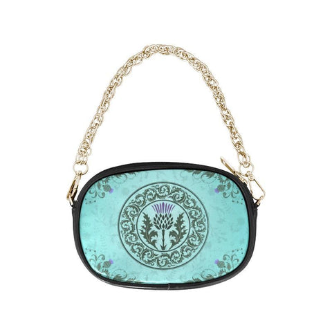 Image of Thistle 03 Chain Purse H4 ) Purses