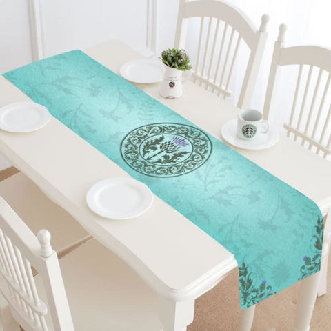 Thistle 03 Table Runner H4 Runners