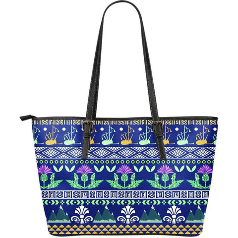 Thistle Large Leather Totes