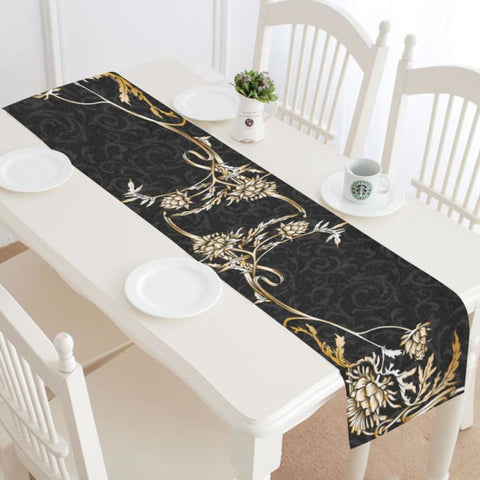 Thistle Pattern Table Runner H1 Runners