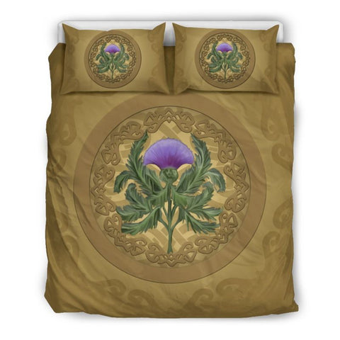 Scottish symbol, Milk thistle, floral emblem, highlands flowering plant,