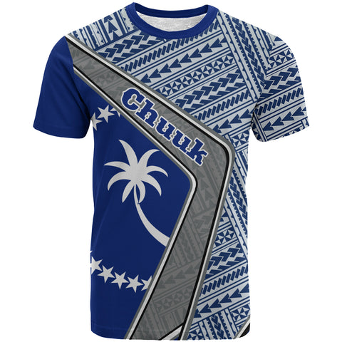 Image of Chuuk T-Shirt - Polynesian Coat Of Arms | Love The World
